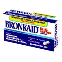 Save $1 on any Bronkaid product