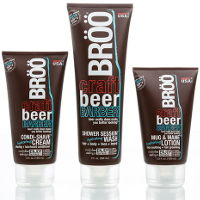 Print a coupon for $1 off any BROO or BROO Craft Beer Barber product
