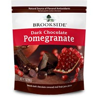 Print a coupon for $1 off one bag of Brookside Chocolate
