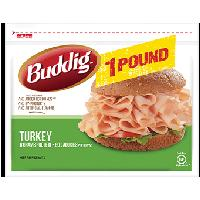 Print a coupon for $1 off any five 2 oz packages of Buddig Original Deli Meats