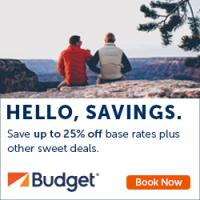 Budget Car Rental coupon - Click here to redeem