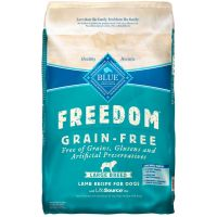 Save $5 on a bag of Blue Buffalo Dog Food
