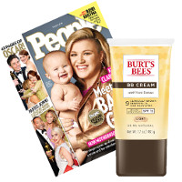 Save $2 when you buy Burt's Bees BB Cream and People Magazine