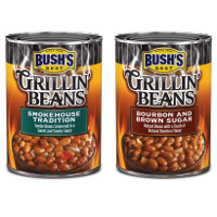 Print a coupon for $1 off two cans of Bush's Grillin' Beans