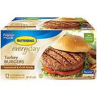 Save $1 on any Butterball Every Day Turkey Burgers
