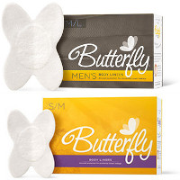Save $1 on New Butterfly Body Liners for Men and Women