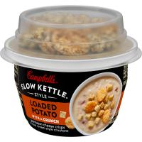Save $0.75 on one Campbell's Slow Kettle or Go Style Soup
