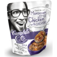 Save $1 on any Campbell's Go Soups