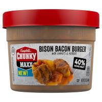 Print a coupon for $0.50 off one can of Campbell's Chunky Maxx Soup