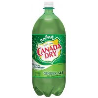 Save $1 on Canada Dry Ginger Ale