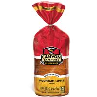 Canyon Bakehouse Gluten Free coupon - Click here to redeem