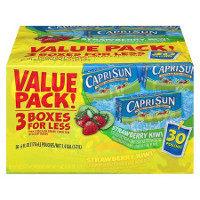 Print a coupon for $1 off a 30-pack of Capri Sun Juice Drinks