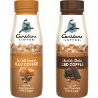 Print a coupon for $1 off one Bottle of Caribou Iced Coffee