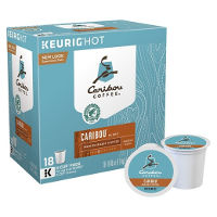 Print a coupon for $2 off any two boxes of Caribou Coffee K-Cup Pods