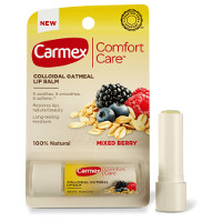 Print a coupon for $0.45 off one Carmex Comfort Care Lip Balm