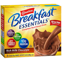 Save $2 on Carnation Breakfast Essentials Nutritional product