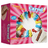 Print a coupon for $4 off any Carvel Ice Cream Cake, 46oz. or larger