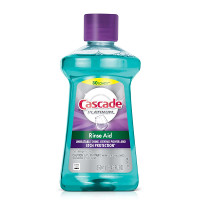 Print a coupon for $0.50 off any Cascade Rinse Aid Product