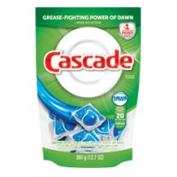 Save $0.50 on one Cascade Product