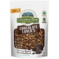 Print a coupon for $1 off a pouch of Cascadian Farm Organic Granola