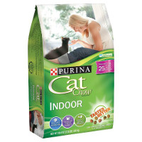 Save $1.05 on one bag of Purina Cat Chow Brand Dry Cat Food, 3.15lbs or larger