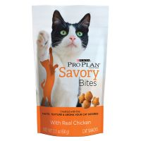 Save $2 on two packages of Purina Pro Plan Cat Treats or chews