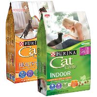Print a coupon for $2 off one bag of Purina Cat Chow Dry Cat Food, 13 lbs. or larger