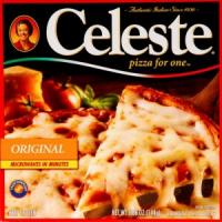 Save $1 on one Celeste Thick Crust Pizza