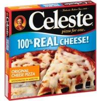 Save $1 when you buy four Celeste Pizzas
