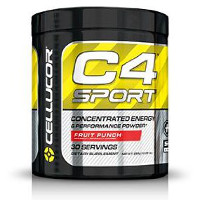 Save $2 on C4 Sport Pre-Workout Performance Energy Powder from Cellucor