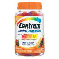 Print a coupon for $3 off one bottle of Centrum MultiGummies Multivitamins, 70 ct. or larger