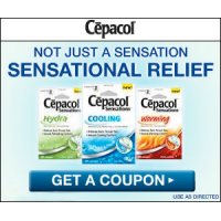 Print a coupon for $1 off one Cepacol Sore Throat product
