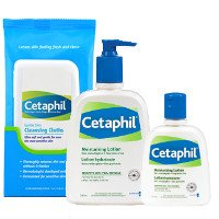 Print a coupon for $3 off one Cetaphil product