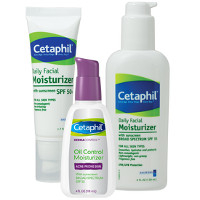 Print a coupon for $3 off any Cetaphil SPF Moisturizer