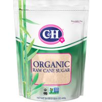 Print a coupon for $0.50 off one C+H Organic Raw Cane Sugar or Demerara Cane Sugar product