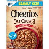 Print a coupon for $0.50 off one box of Honey Nut Cheerios cereal