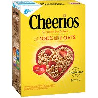 Print a coupon for $0.50 off a box of Original Cheerios Cereal