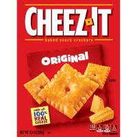 Cheez-It Crackers Coupons