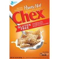 Print a coupon for $1 off three boxes of Chex Cereals