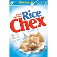 Save $1 on two boxes of Chex, Fiber One, Total or Wheaties Cereals