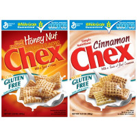 Save $1 on any two boxes of Chex Cereal