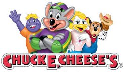 Chuck E. Cheese's - Click here to redeem coupon