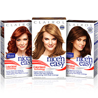 Print a coupon for $5 off two Clairol Permanent Root Touch-Up or Natural Instincts Hair Color products