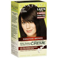 Save $0.50 on one Clairol Balsam Color Product