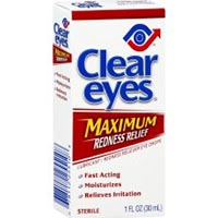 Save $0.55 on a Clear Eyes product