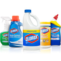 Print a coupon for $1 off any two Clorox Cleaning products