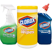 Save $0.50 on any Clorox Triple Action Dust Wipes