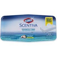 Print a coupon for $0.75 off any Clorox Scentiva Multi-Surface Cleaner