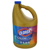 Print a coupon for $1 off one bottle of Clorox Colorload Non-Chlorine Bleach