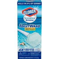 Print a coupon for $1 off Clorox Scentiva ToiletWand Refills